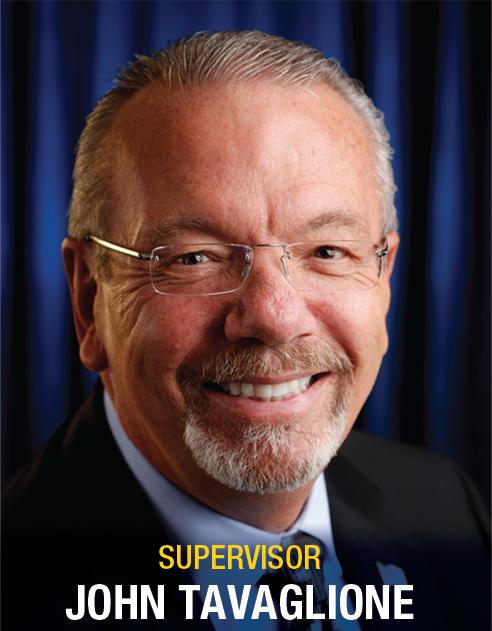 Supervisor John Tavaglione